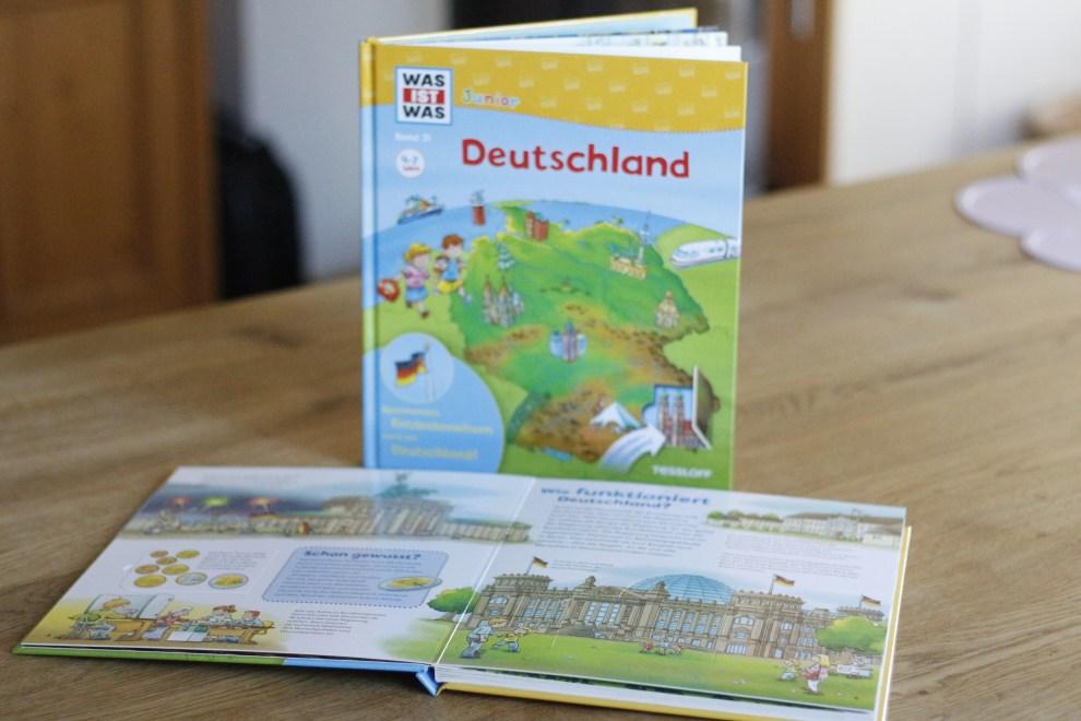 Deutschland für Vorschulkinder
