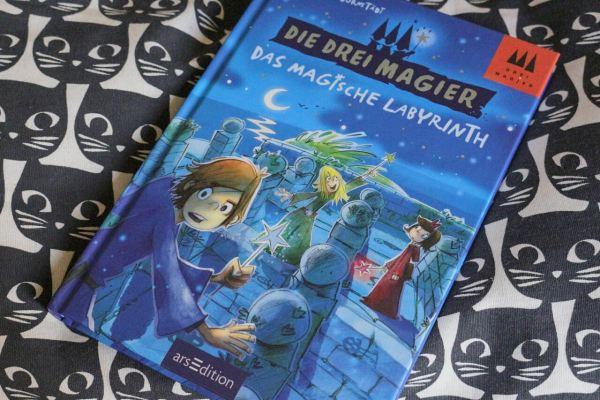 Auch ein schönes Buch zum Vorlesen!