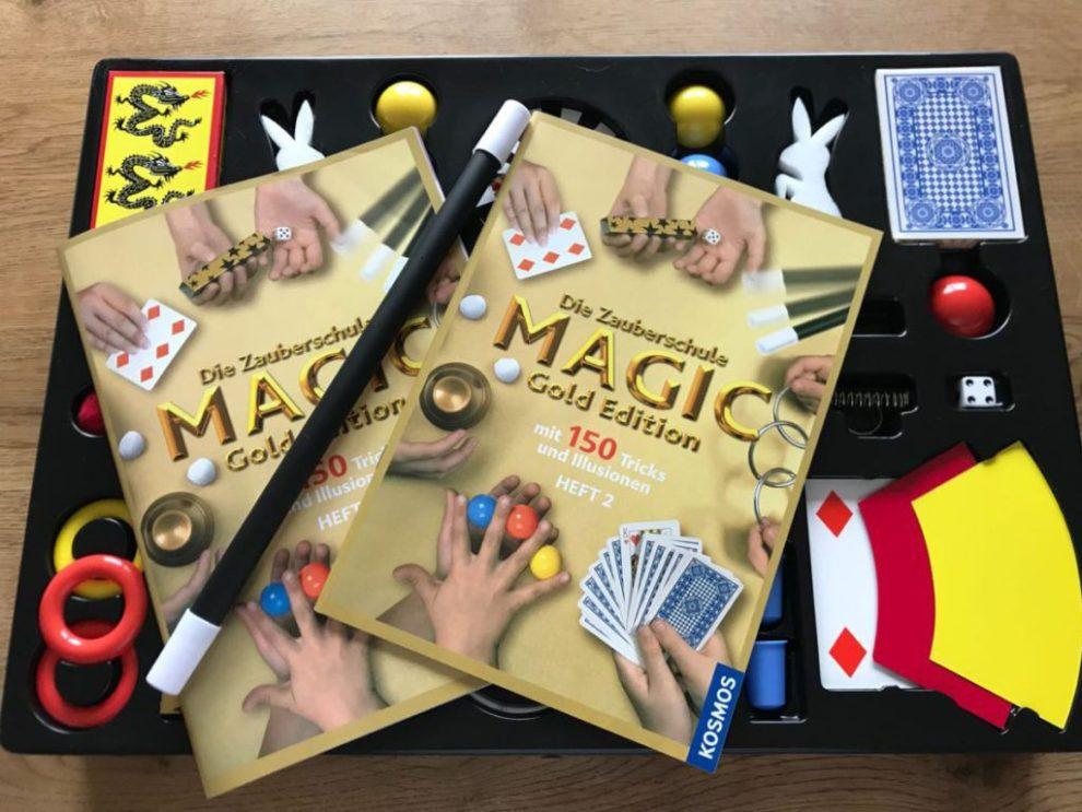 Inhalt Zauberschule KOSMOS