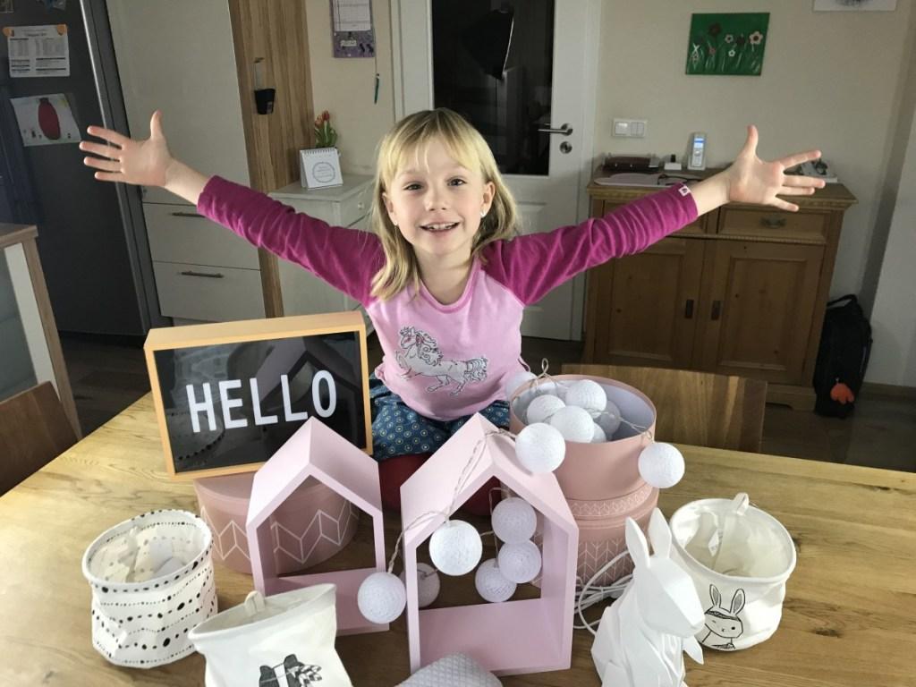 Kinderzimmer Deko skandinavisch