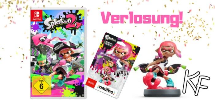 Auf ins Nintendo Headquarter und Splatoon 2 + ambiio Verlosung für die Switch