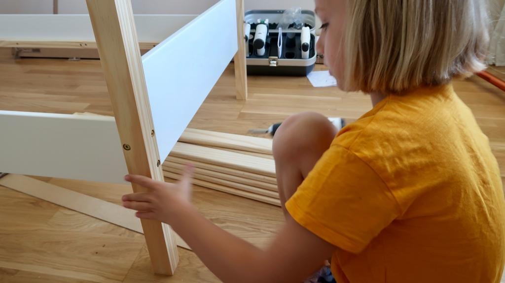Aufbau Kinderbett Wayfair