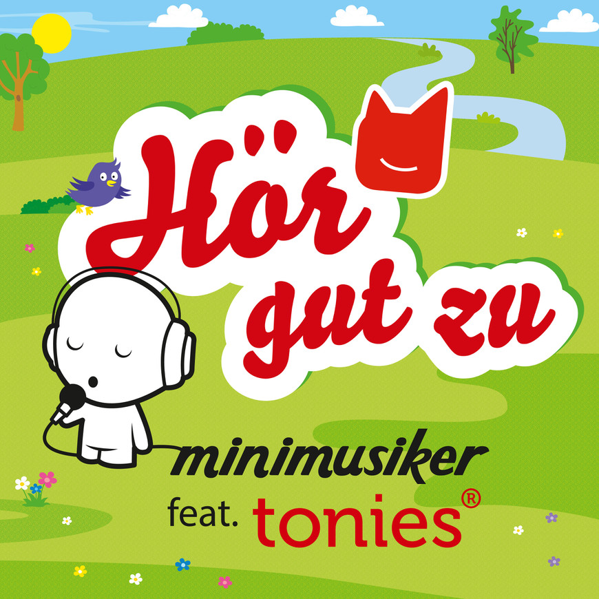 Cover Toniebox Tonie-Song Hör gut zu