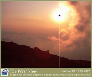 Mount Washington Webcam