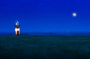 Dunkel war's, der Mond schien helle... (Foto: Andreas Hoppe)