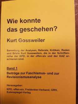 Gossweiler Band 1