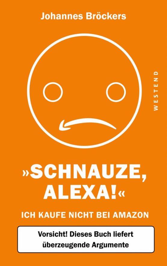 Cover: »Schnauze, Alexa«