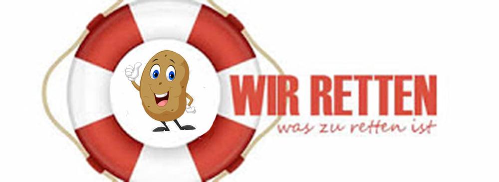 Wir retten was zu retten ist - Kartoffel