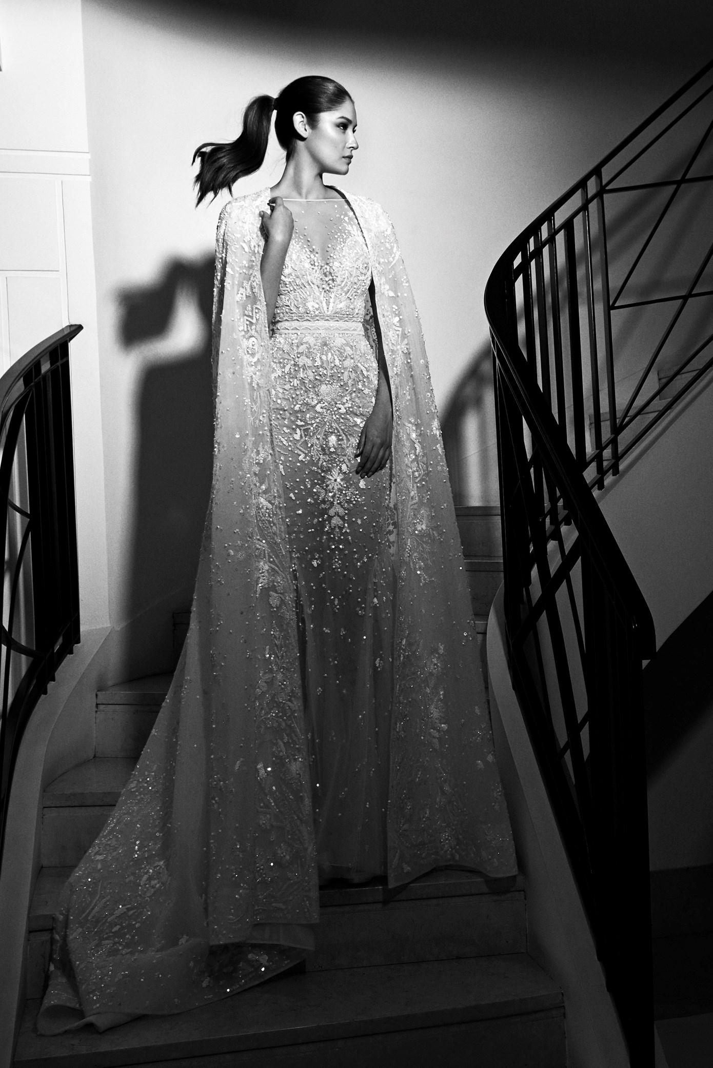 Couture A Line Wedding Dress Kleinfeld Bridal