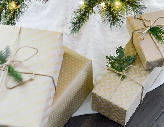 Ganz leicht: Geldgeschenke basteln für Weihnachten