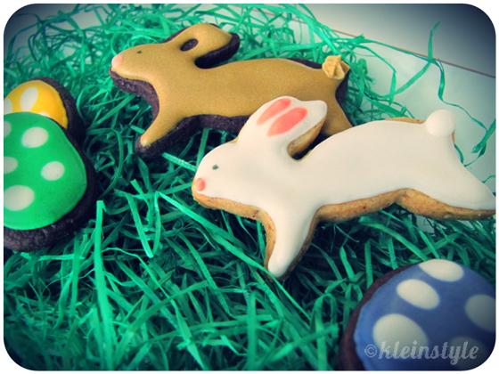 kleinstyle's Osterplätzchen Easter cookies