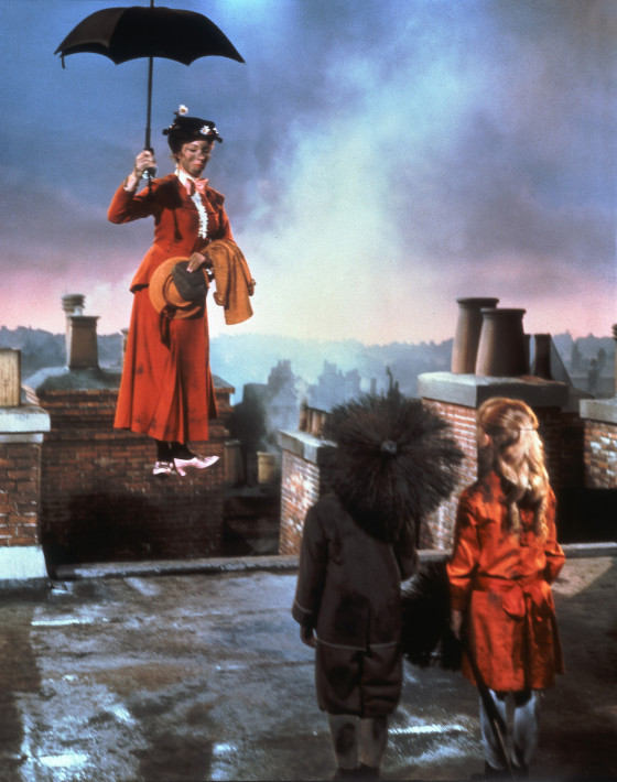 Mary Poppins jubilaeumsedition blu-ray