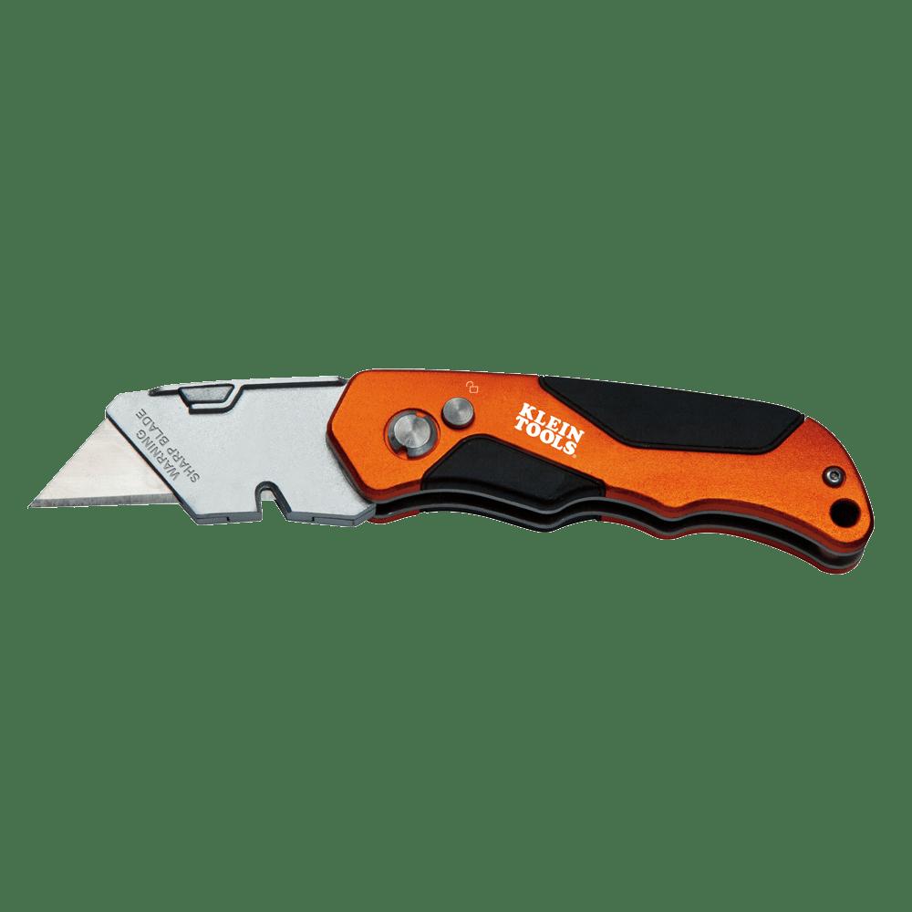 Self Retracting Utility Knife Folding