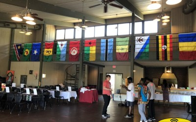 """""""A Taste of Africa"""" Event Promotes Education and Diversity to a Standing Room Only Audience"""