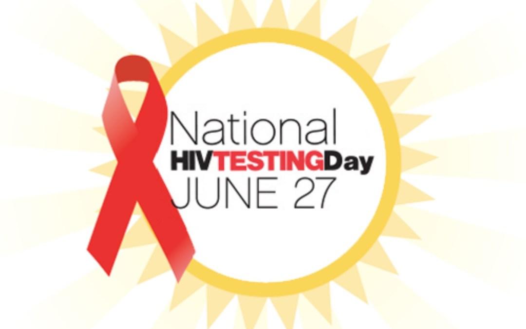 National HIV Testing Day 2018