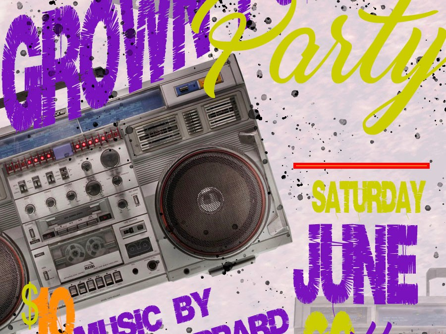 "IHS/BTW Reunion of Classes Presents ""Grown Folks Party"" Saturday June 30th"