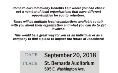 Community Benefits Fair