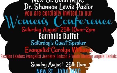 Unified Christian Women- Women's Conference