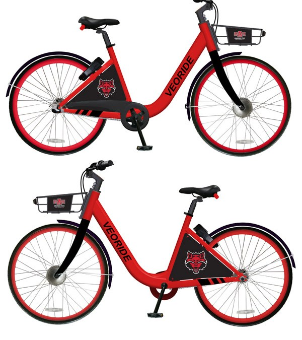 A-State Welcomes New Bike Share Partner to Campus