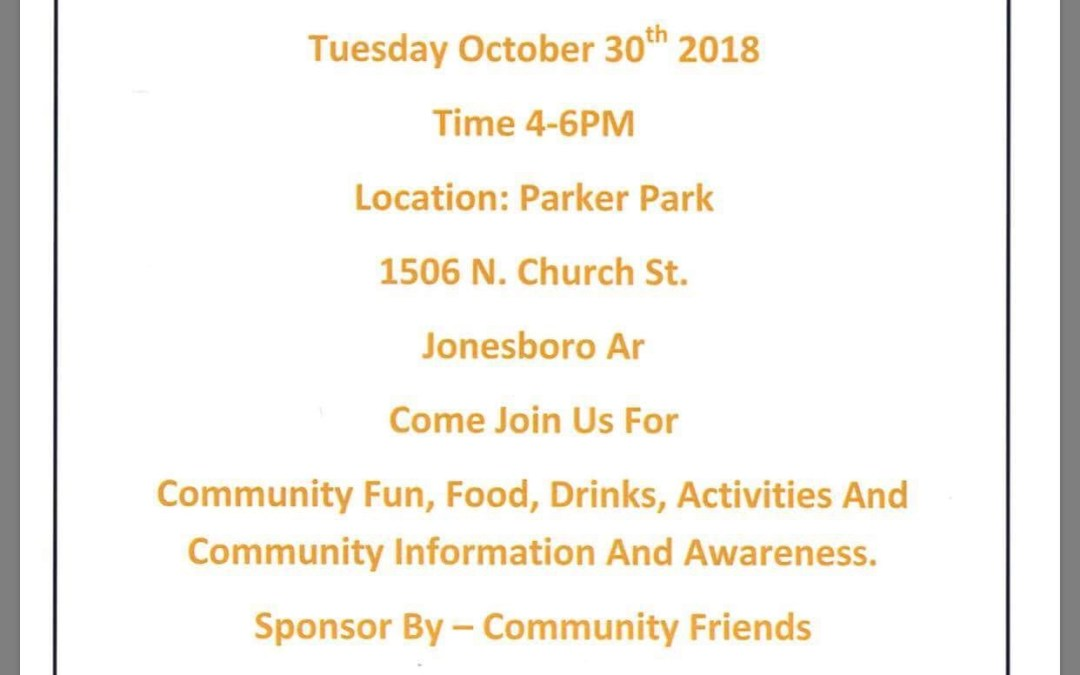Community Awareness Event