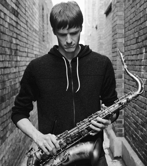 Derek Brown, 'BeatBox Sax,' in Masterclass and Concert