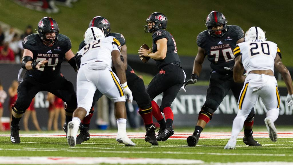 A-State Upended By Appalachian State
