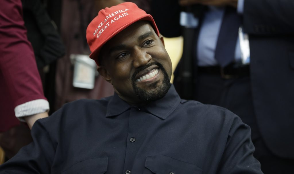 Jim Brown, Kanye West Meet with the President
