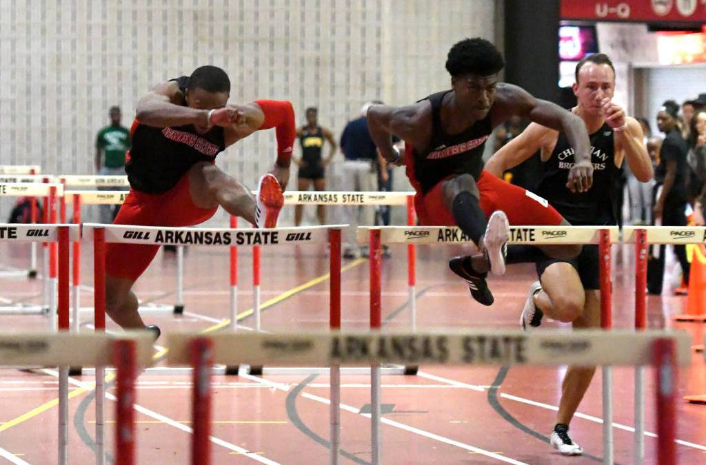 Red Wolves Earn 12 Top-10 Finishes at Jim Green Invitational