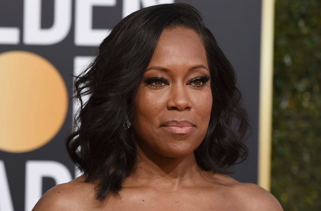 Regina King Talks Beale Street Message in 2019 with April Ryan