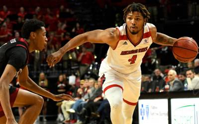 Texas State Runs Past A-State 77-64
