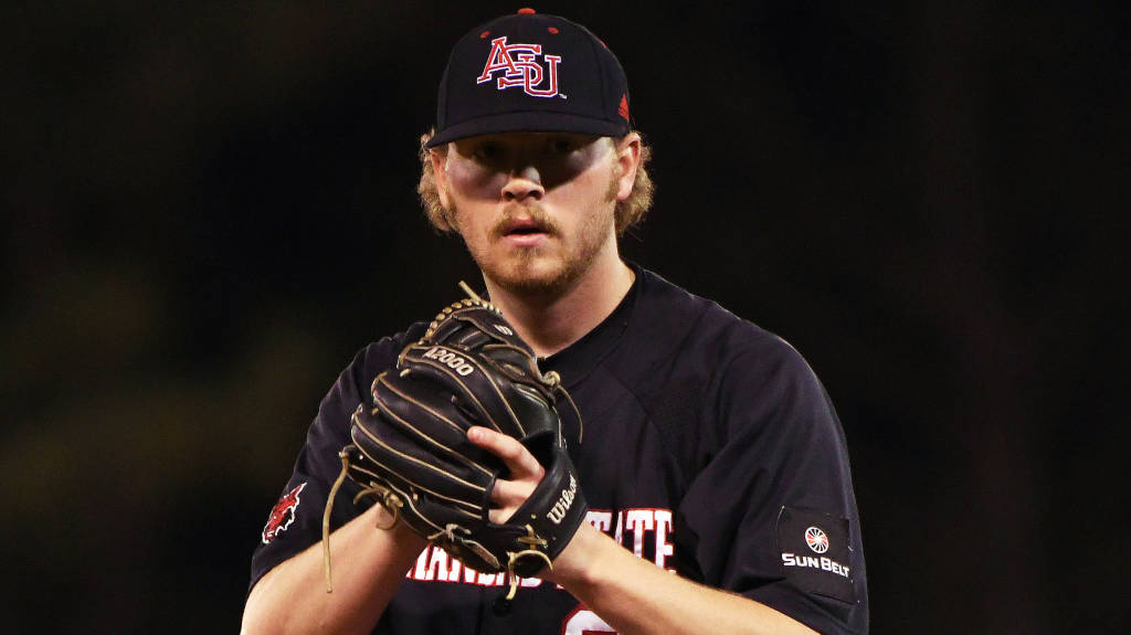 Arkansas State Baseball Claws Back to Win Series