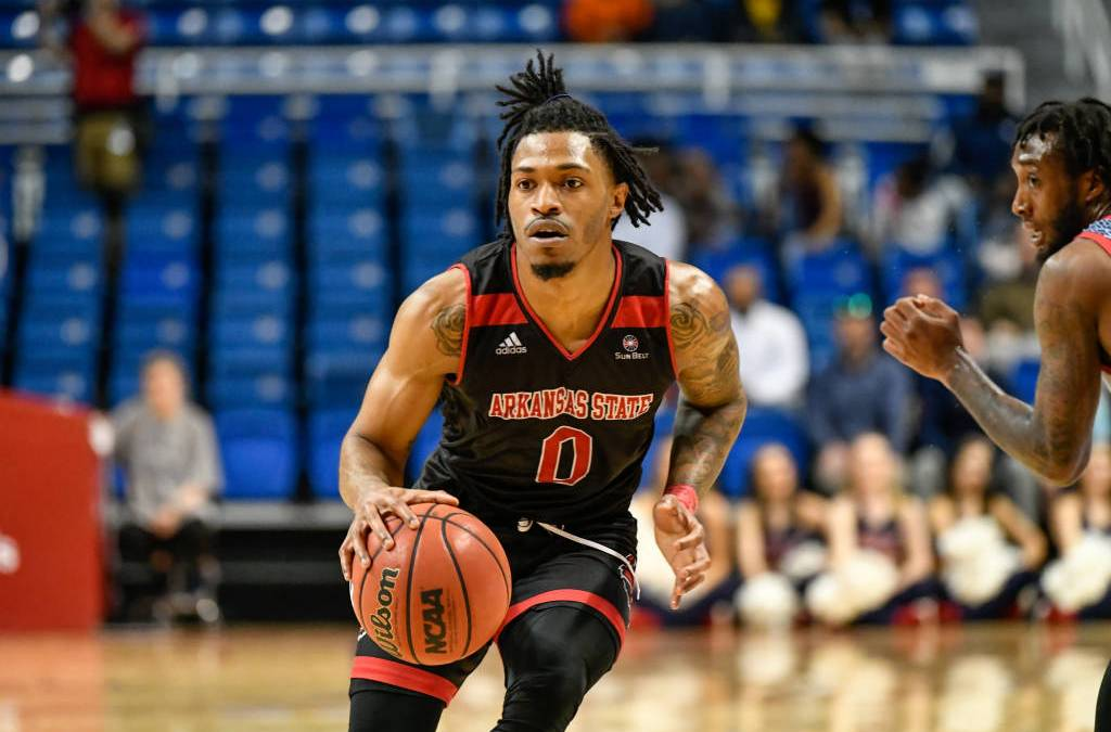 Red Wolves Fall in Opening Round of SBC Tournament