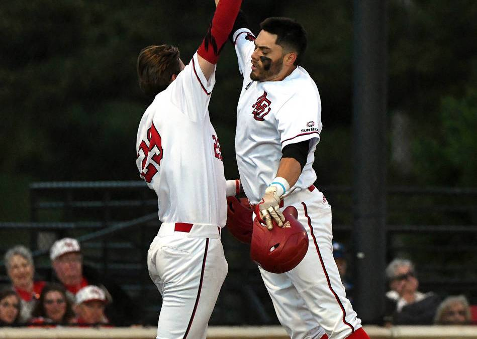 A-State Baseball Travels to SIU for Mid-Week Contest