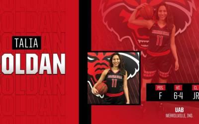 A-State Women's Basketball Adds Transfer Talia Roldan