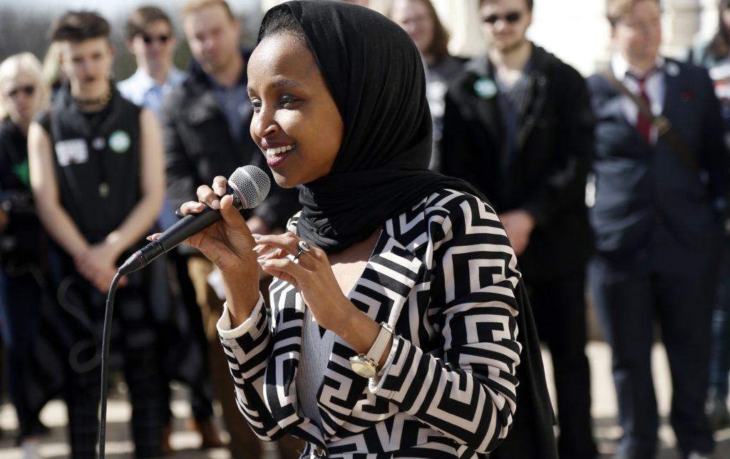 CBC Stands with Rep. Ilhan Omar