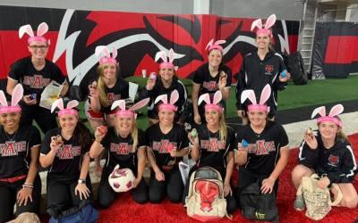 Softball to Open Regional TournamentPlay Against Kansas State