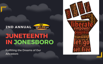 Juneteenth in Jonesboro Celebration Returns in June