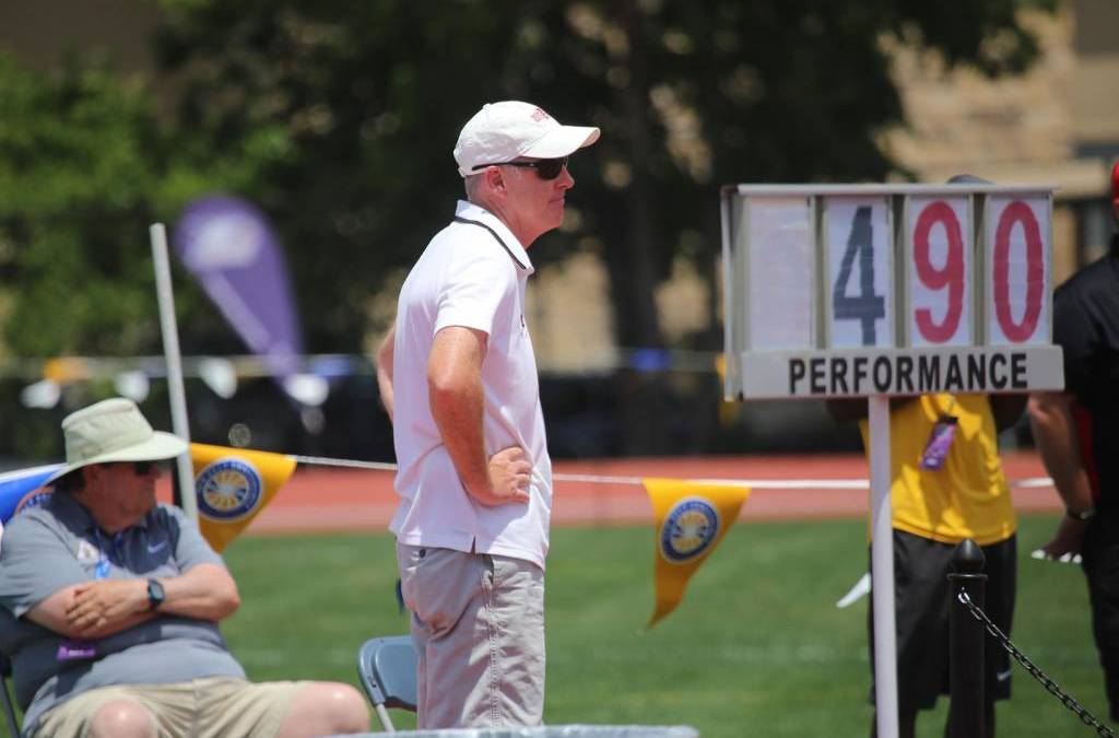 Patchell Named SBC Women's Outdoor Track & Field Coach of the Year