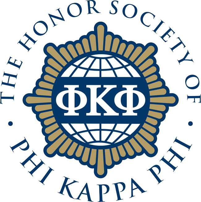 Phi Kappa Phi Honor Society Inducts 151 New Members