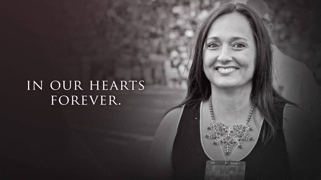 A-State Sends Condolences to Anderson Family