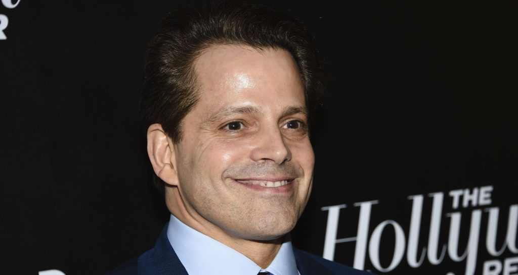 Scaramucci Publicly Breaks with Trump