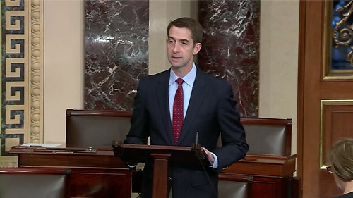 Cotton Criticizes 'Chairman LeBron' for Kowtowing to Chinese Communist Party