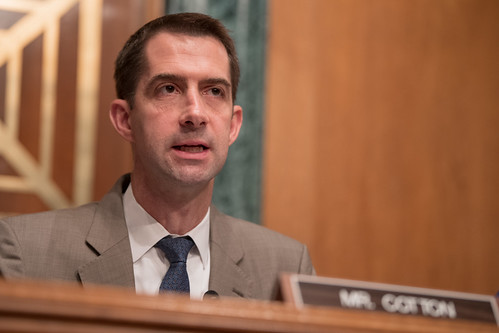 Cotton Demands Answers From Intelligence Community IG