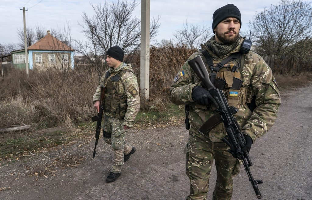 National Security is Biggest Issue in Ukraine Scandal