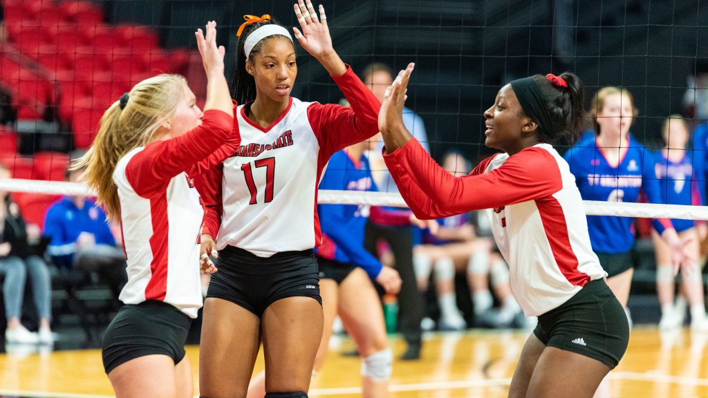 Preview: Red Wolves Set For Lone Star State Tests At UTA, Texas State