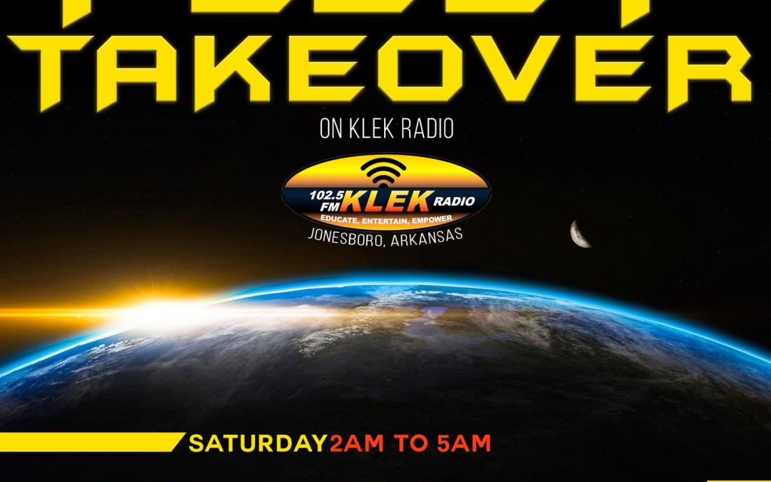 Fleet DJ's Takeover