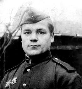Крохалёв Василий Михайлович