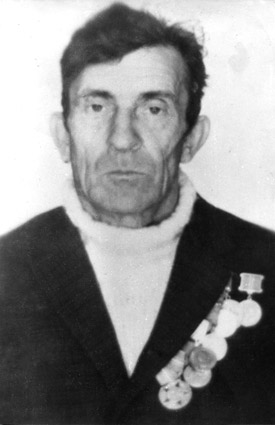 Рысьев Алексей Андреевич