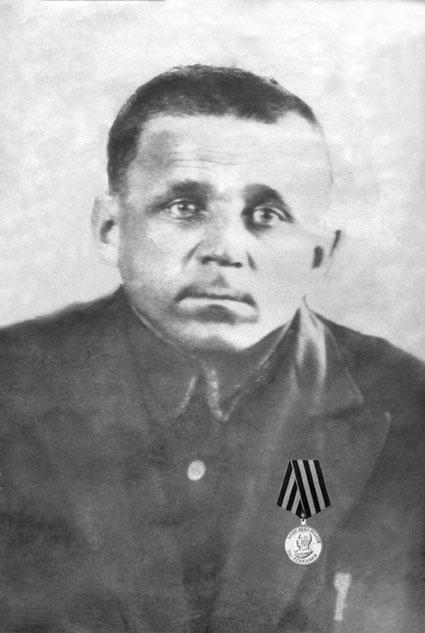 Сажин Иван Петрович