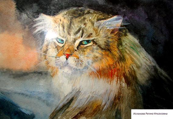 1 марта-Международный день кошек